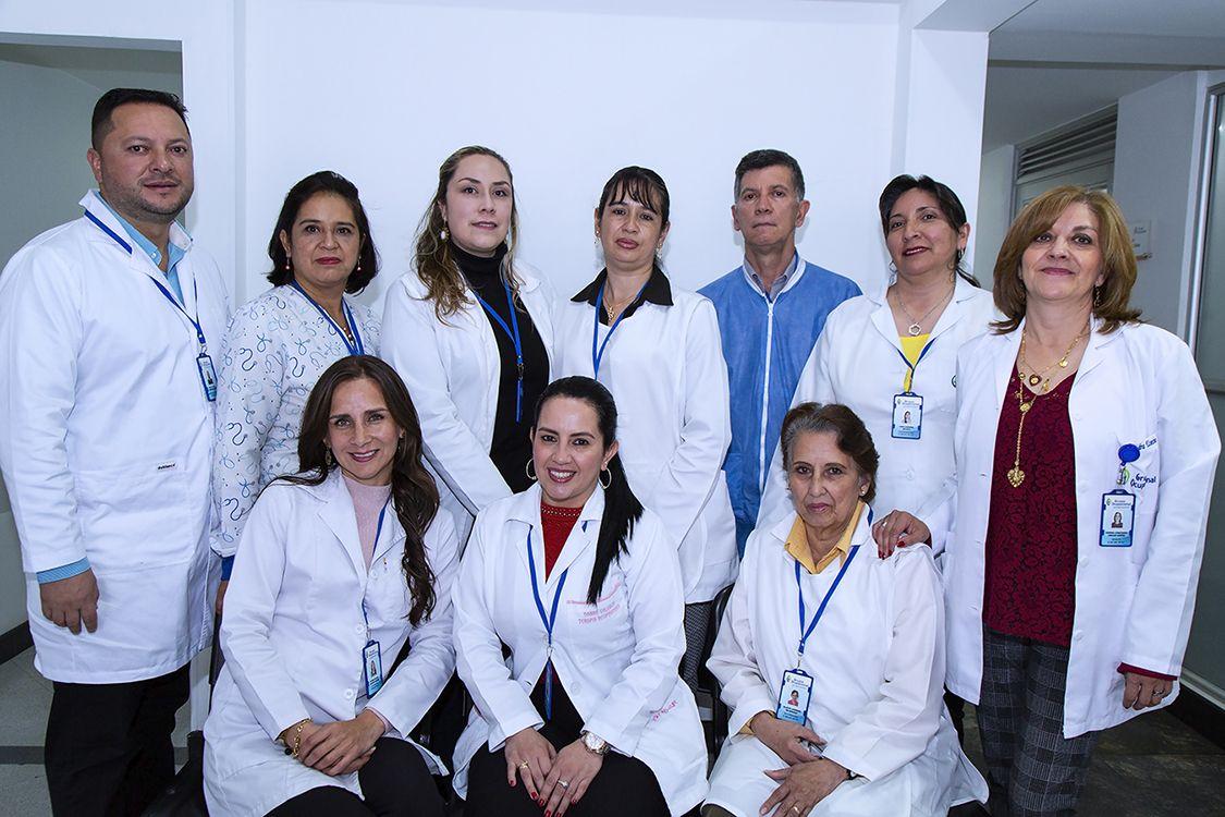 Equipo médico Grupo Ocupacional