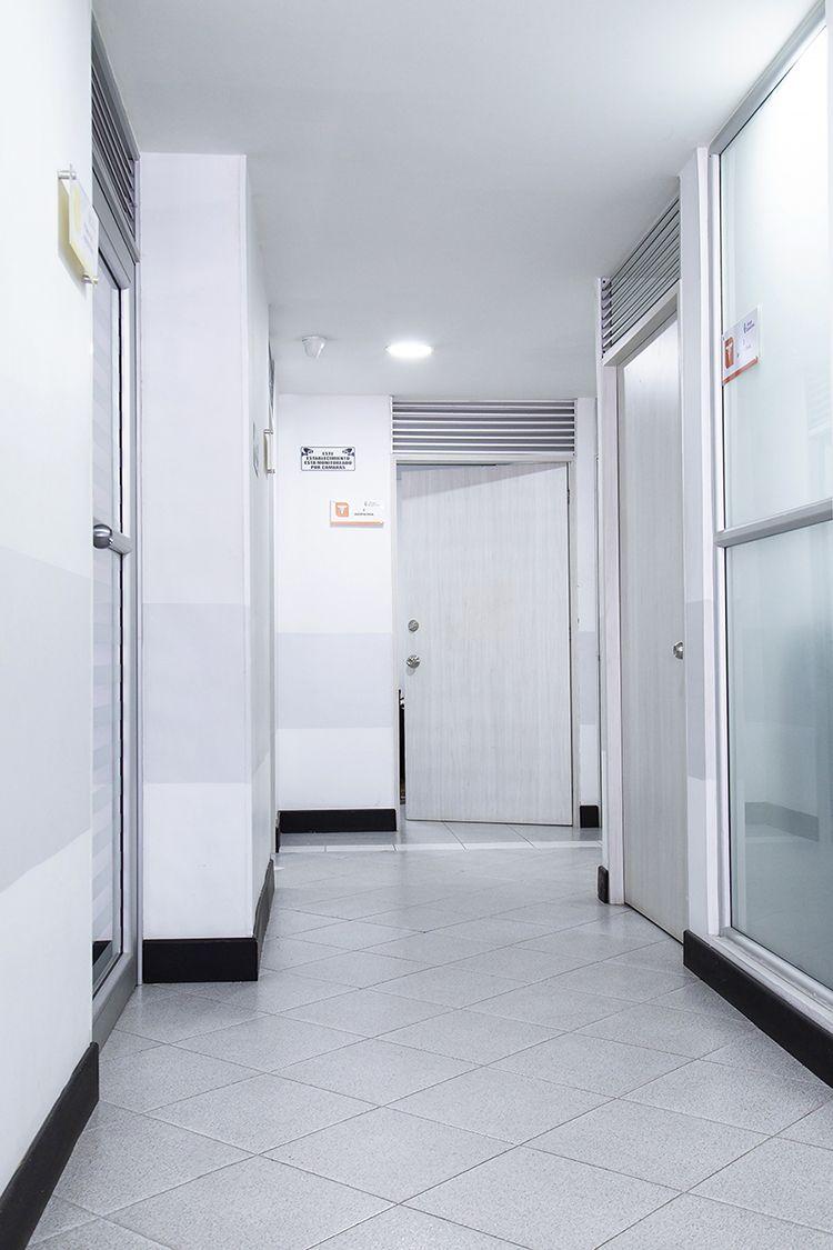 Instalaciones Grupo Ocupacional   pasillos